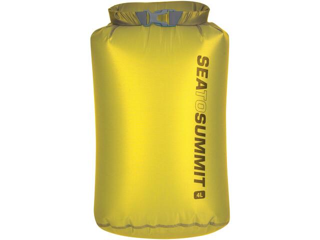 Sea to Summit Ultra-Sil Nano Dry Sack 4l lime